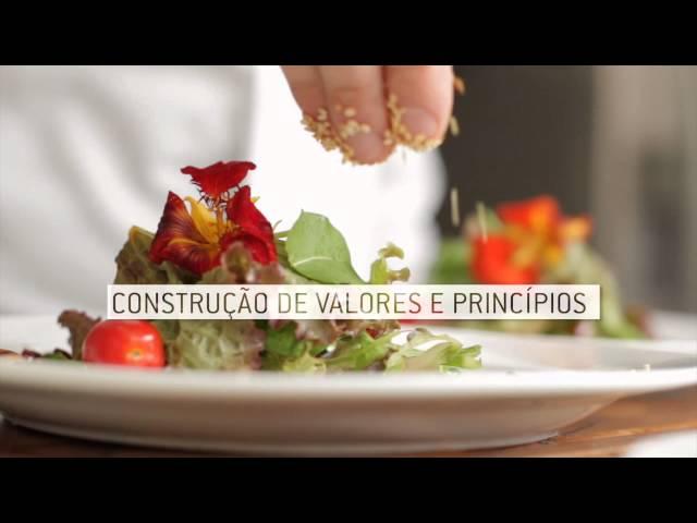 Vídeo Institucional Gastromotiva