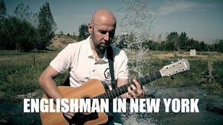 Sting - Englishman In New York - Fingerstyle Guitar
