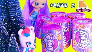 MLP Май Литл Пони Сюрпризы + Шопкинс My Little Pony Surprise Blind Bags Wave 2 Распаковка + Мультик
