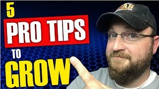 5 Pro Tips For Growing Your YouTube Channel