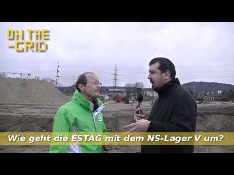 Murkraftwerk Baustellenbesichtigung - Interview mit Urs Harnik Lauris (ESTAG), ON THE GRID EP. 98/1