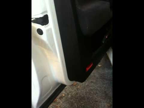2001 VW Golf MK4 door switch problem  YouTube