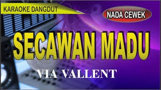 Download Mp3 Karaoke dangdut secawan madu via vallent