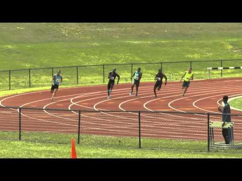 200m Heat 1 NTC Classic 10-05-2014 Menga, Reus, Kosenkow