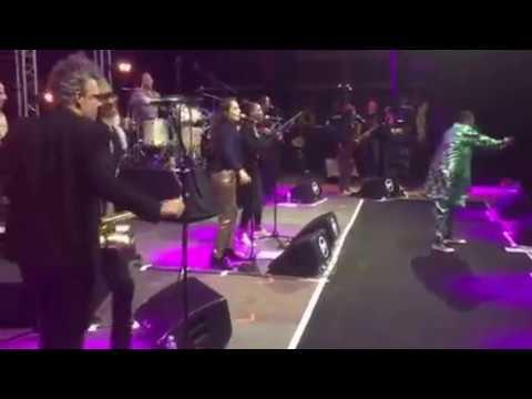 Calypso Rose «No Madam» live@Nancy Jazz Pulsations Oct.21st 2017