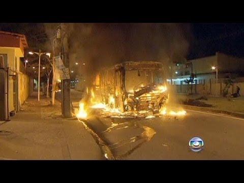 Regain de violence à Rio à moins de 2 mois de la Coupe du monde