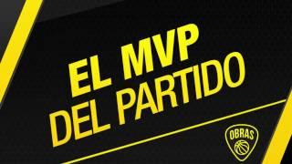 MVP del Partido - Tomás Zanzottera