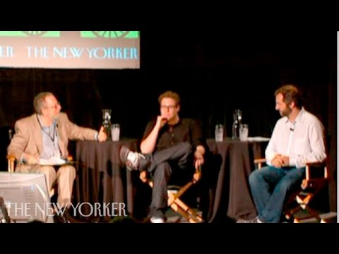 "Judd Apatow and Seth Rogen on ""Knocked Up"" - The New Yorker Festival"