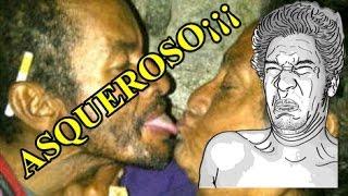 EL BESO MAS ASQUEROSO Y APASIONADO DEL MUNDO SI TE RIES PIERDES |  VIDEO VIRAL