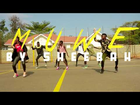 Muwe By Sheebah (Official Dance Video) Music Diary Dancers Ug
