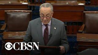 Democrats agree to delay Trump impeachment trial