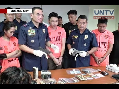 Active Philippine Army official, nabbed for peddling shabu