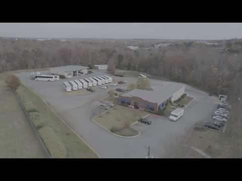 Champion Coach Facilities Drone Tour