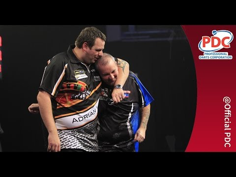 BEST DARTS MATCH EVER | Phil Taylor v Adrian Lewis, 2013 Gra