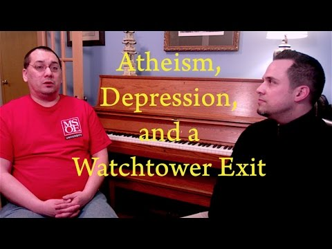 ExJW interview: Atheism, Depression, and a Watchtower Exit