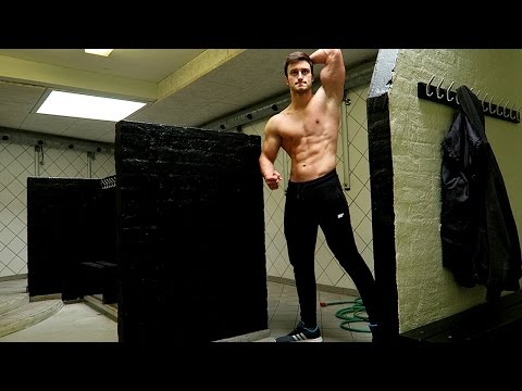 Short Physique Update - 19 Years Old Natural Bodybuilder
