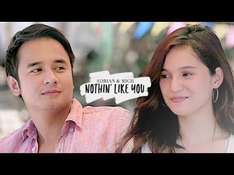adrian x mich || nothin' like you