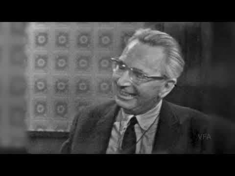 Viktor Frankl: Why Meaning Matters