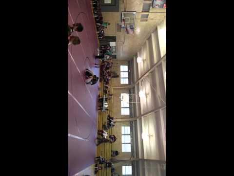Cheyenne Mountain Wrestling duel