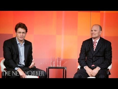 Michael Novogratz on the economy - The New Yorker Conference