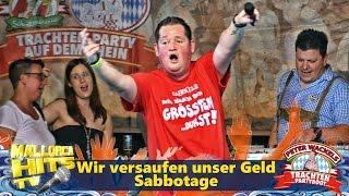 Wir versaufen unser Geld - Sabbotage - Ballermann Hits