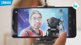 Download Video Honor 7X   Review de cámara en español MP3 3GP MP4