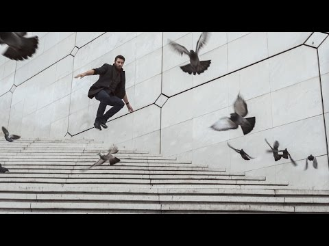The Movement of Time - Slow Motion Parkour