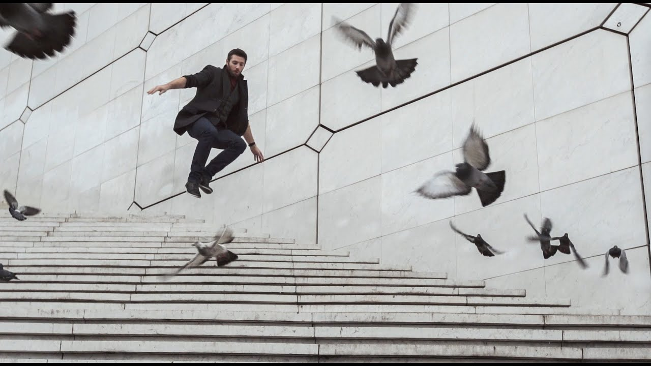 The Movement Of Time Slow Motion Parkour YouTube - Enjoy incredibly creative short stop motion parkour film
