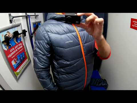 Куртка Утепленная Трансформер Merrel ( Куртка- Безрукавка)