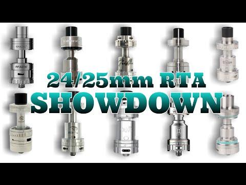 24/25mm RTA SHOWDOWN | 2016 | 16 Tanks-1 Winner