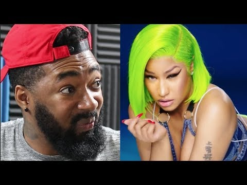 Nicki Minaj - Barbie Dreams - REACTION