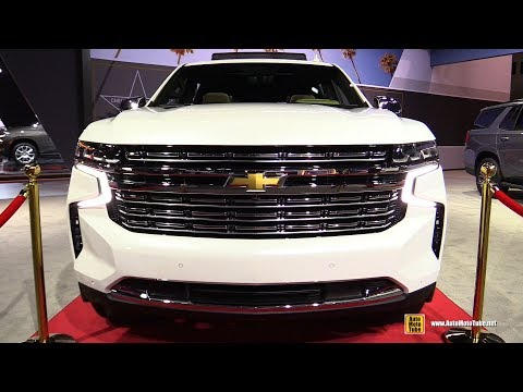 2021 Chevrolet Suburban – Exterior Interior Walkaround – Debut at 2020 Chicago Auto Show