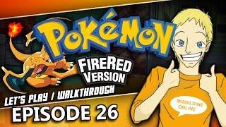 Sabrina, The Teenage Witch | Pokemon FireRed Walkthrough | Episode 26