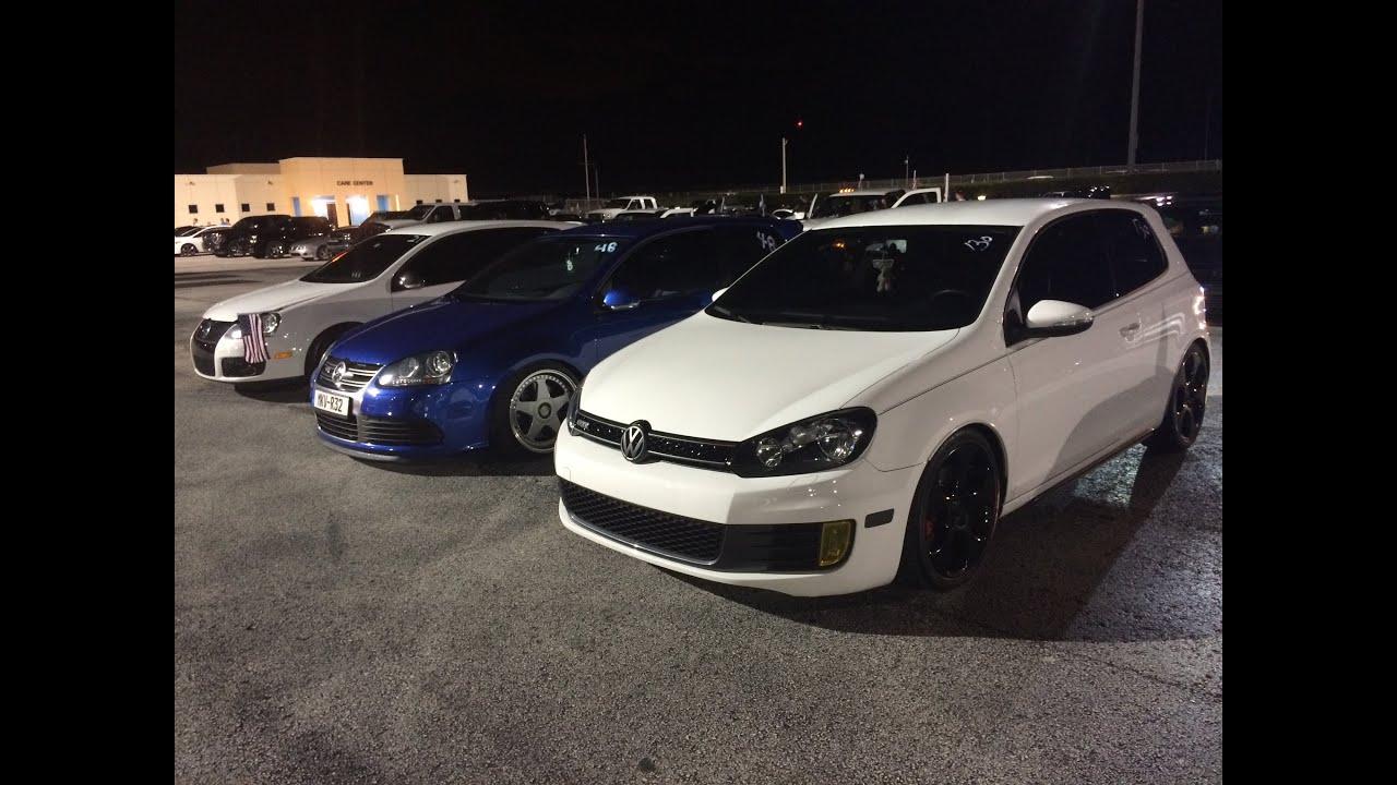 Cts V Turbo >> VW R32 vs GTI drag race - YouTube