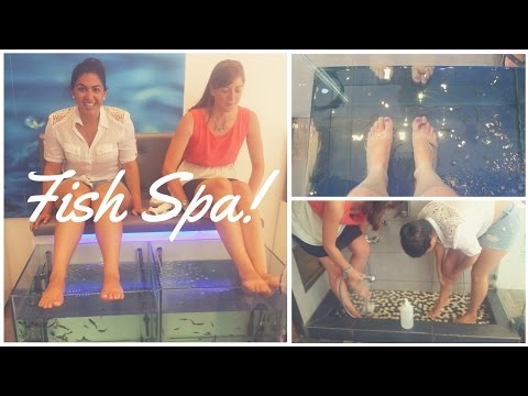 ✓✓Fish Spa in Athens✓✓