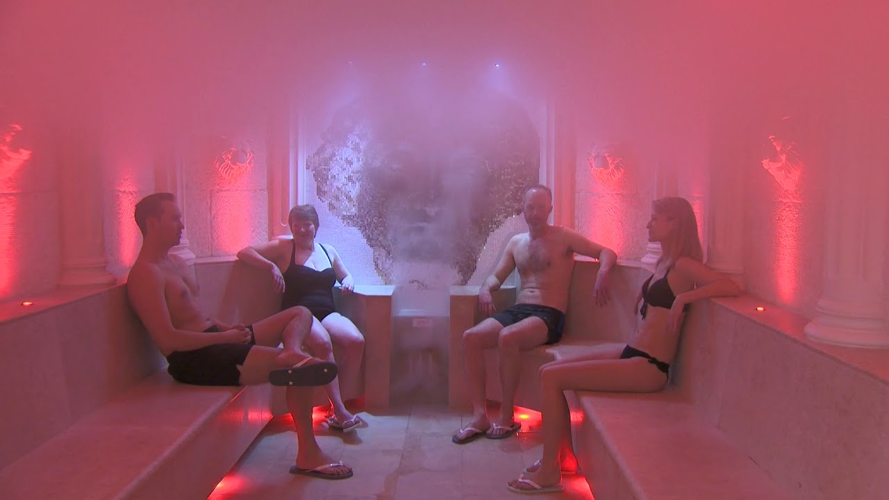 Wellness Suite at Thermae Bath Spa - YouTube