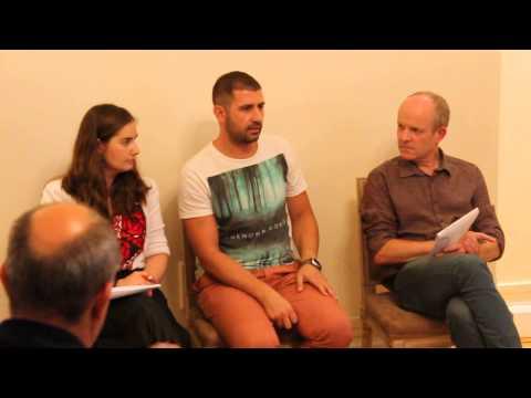 RCC London: Gabi Paun Agent Green in conversation with Andrew Simms Global Witness