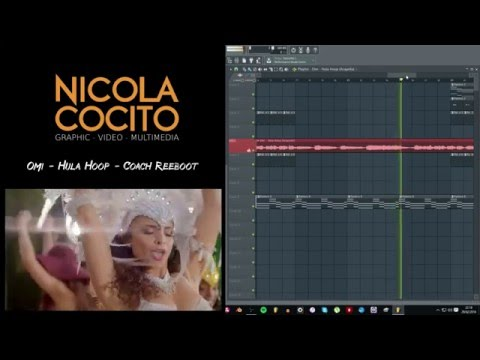 OMI - Hula Hoop (Coach Reeboot) - FL studio 12 Remake FLP + Acapella