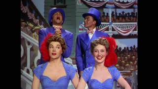 Strictly U.S.A. (reprise) - Gene Kelly, Frank Sinatra, Betty Garrett, and Esther Williams