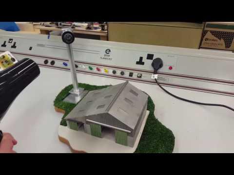 Teaching Renewable Energy: Wind Turbine