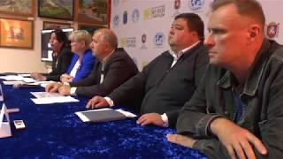 Пресс - конференция БОЛЬШОЙ ФОРУМ МОСКВА - ФЕОДОСИЯ «ЭКСПЕДИЦИЯ КУЛЬТУРНОЕ НАСЛЕДИЕ 2019»