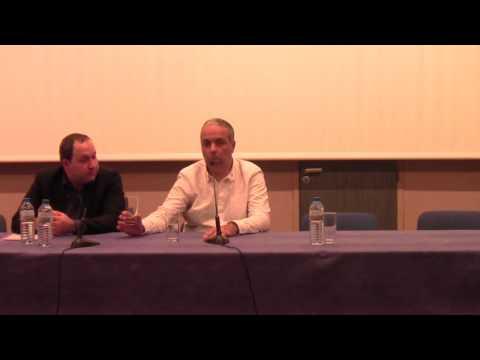 """Partie I - Conférence de N. Lygeros sur """"Raphael Lemkin et les génocides"""". Valence. 21/11/2015"""