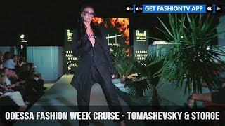 Odessa Fashion Week Cruise - Tomashevsky & Storge | FashionTV