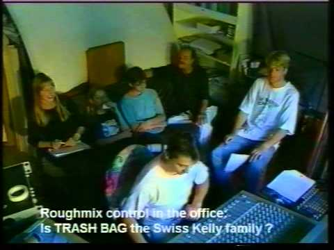 """TRASH BAG (behind the scenes: recording """"Feed the Bag"""" album 1997)"""