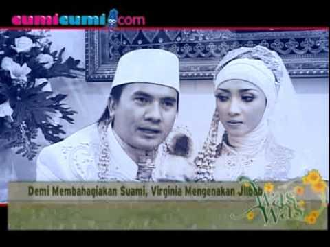Kenangan Saipul Jamiell Bersama Almh. Istrinya - cumicumi.com