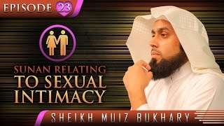 Sunan Relating To Sexual Intimacy ᴴᴰ ┇ #SunnahRevival ┇ by Sheikh Muiz Bukhary ┇ TDR Production ┇