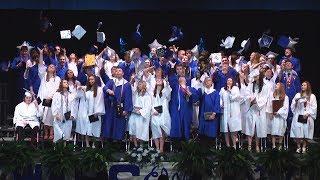 Windber Graduation 2017
