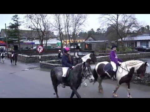 North Galway Hunt In Cong