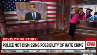 Rep. Ellison: There Are 'Enough Facts' To Pursue North Carolina Shooting as a Hate Crime