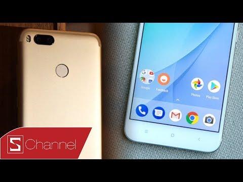 Mở hộp Xiaomi Mi A1 đáng mua nhất với 6 triệu: Android gốc mượt như iOS, camera kép như iPhone